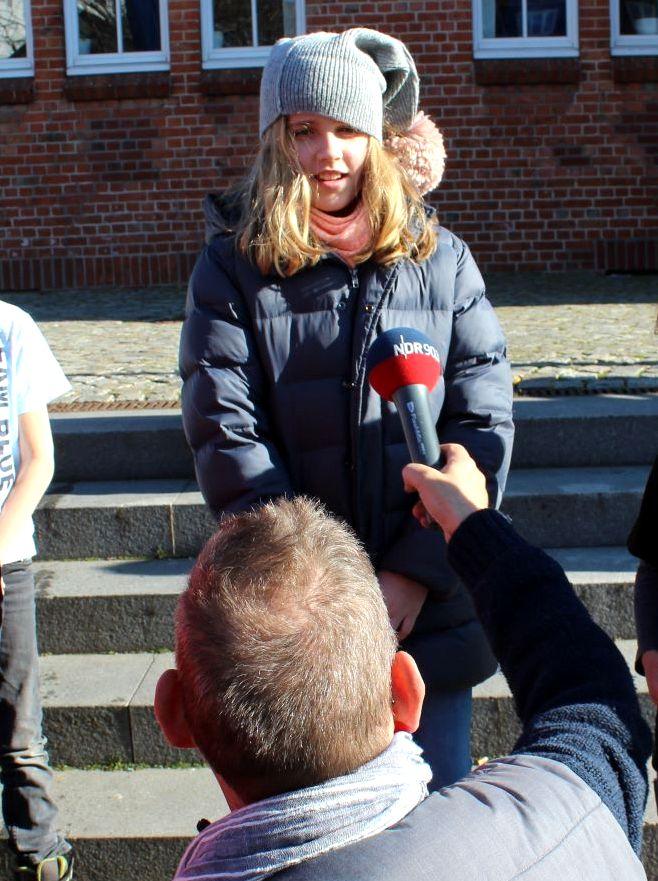 800 Jahre Alsterdorf NDR Interview