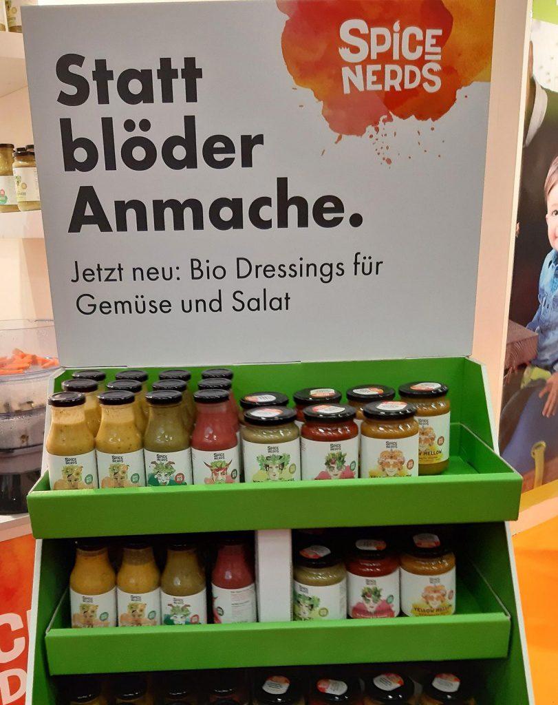 Spice Nerds Warenaufsteller