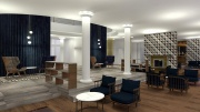 Steigenberger Hotel Treudelberg Blick in die neue Lobby