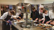 Köche in der Küche