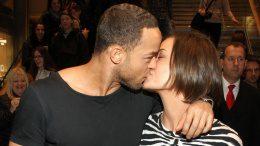 BachelorAndrej Mangold küst seine Jennifer