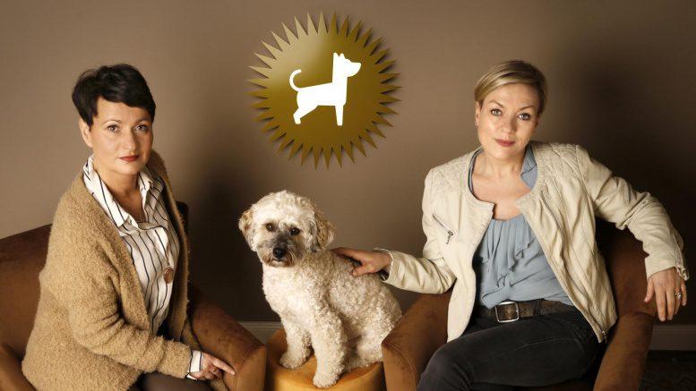 Die Hamburger Unternehmerinnen Anja Neubert und Nele Hinrichsen