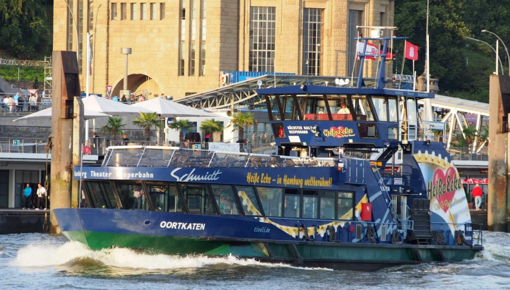 Hamburger Hafenfähre