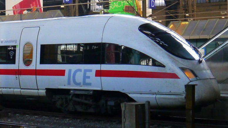 ICE Zugkopf
