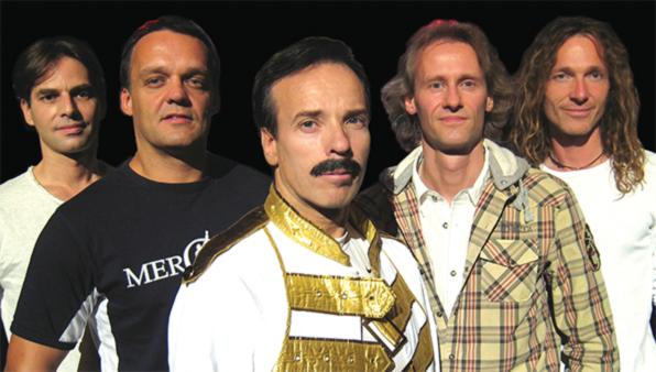 Die Band MerQury