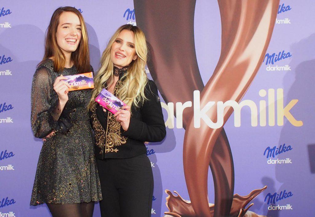 Mirja DuMont mit Tochter Tara