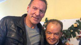 Ralp Moeller mit Norbert Rudolph
