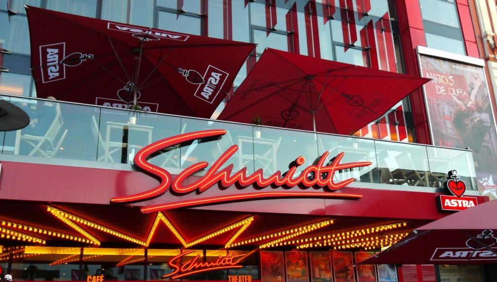 Das Schmidt Theater