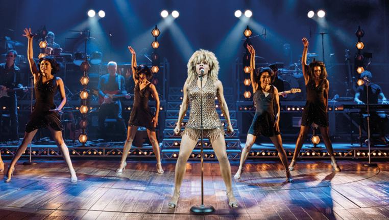 Das Tina Turner Musical Szenfoto finale Szene