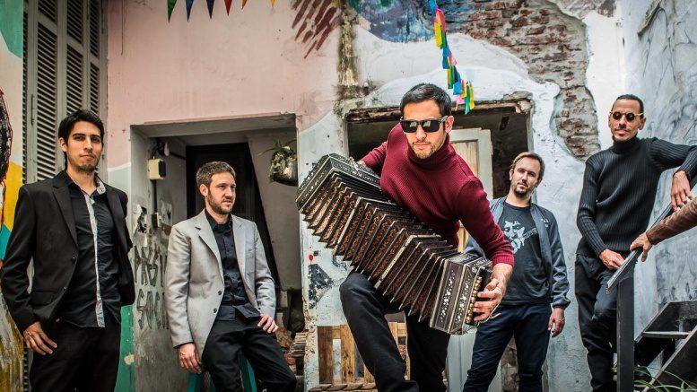 Eine Tango Band