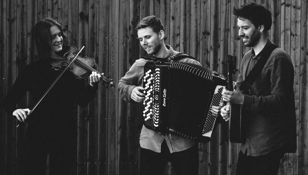 Ein Volkmusic Trio aus Schweden