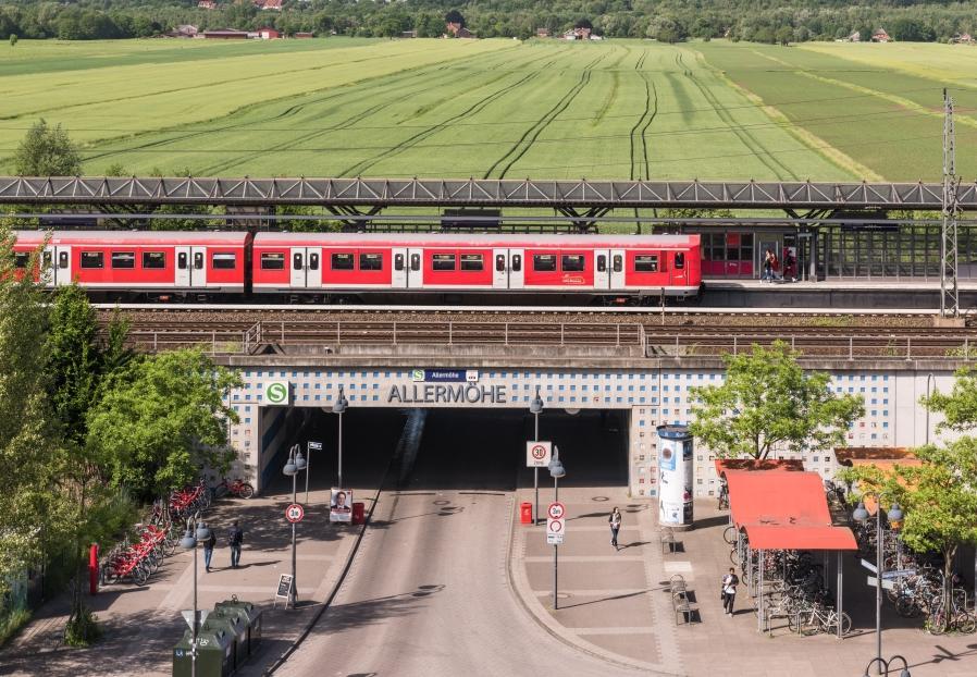 S Bahnhof