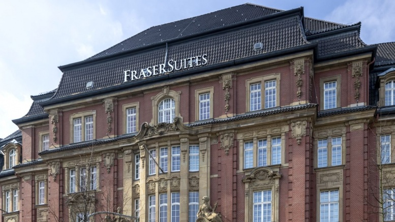 Das Frazer Suites Hotel Hamburg