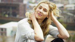 Die Schauspielerin Andrea Gerhard