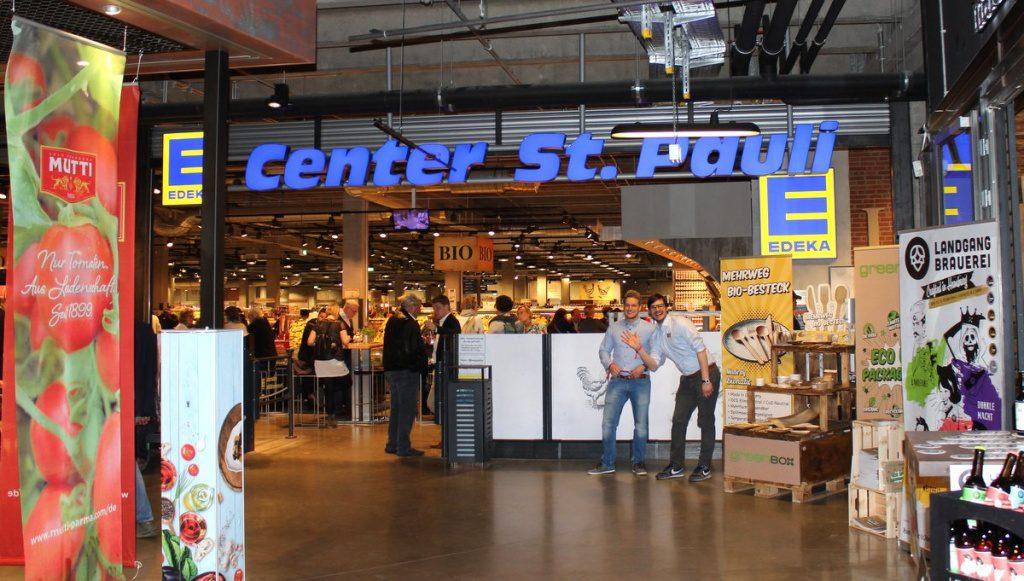 Kochfestival Pottkieker in Hamburg St. Pauli in der Rindermarkthalle