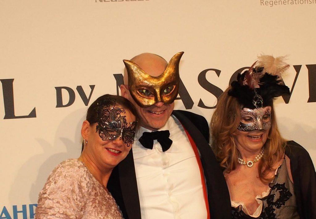 Impressionen vom Bal du Masque Hamburg
