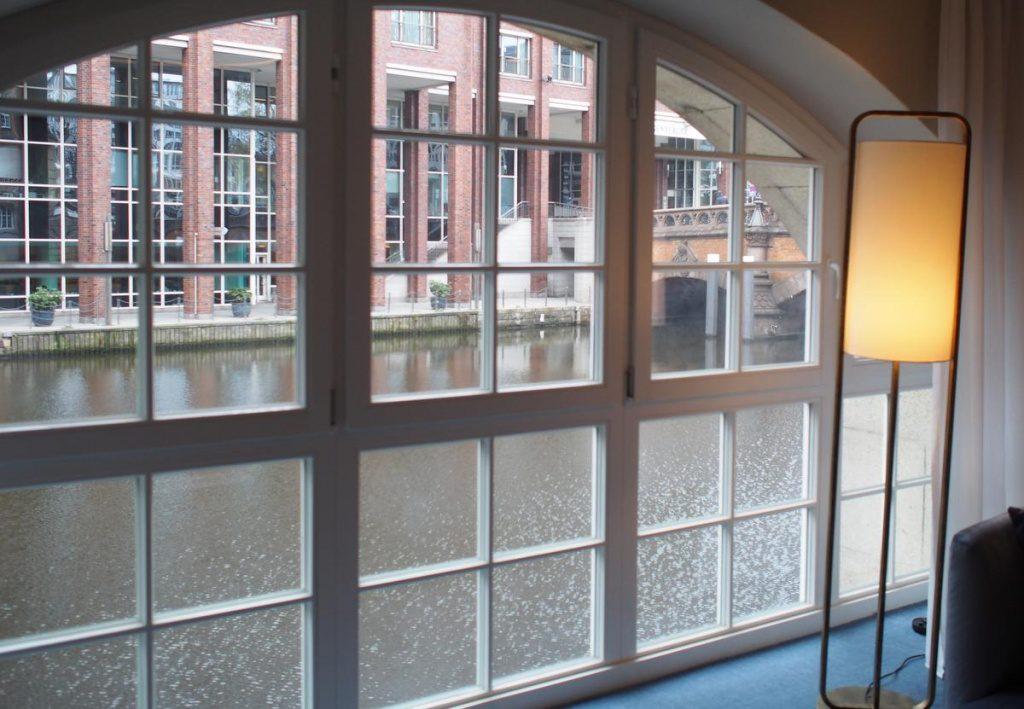 Impressionen von den Fraser Suites Hamburg