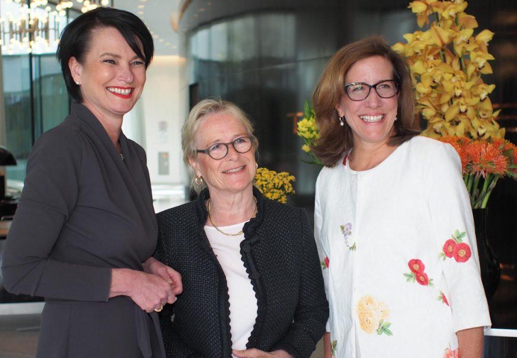 Gäste beim Ladies Lunch der Stiftung Kinderjahre 2019