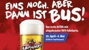 Astra Abfahrt Kampagne
