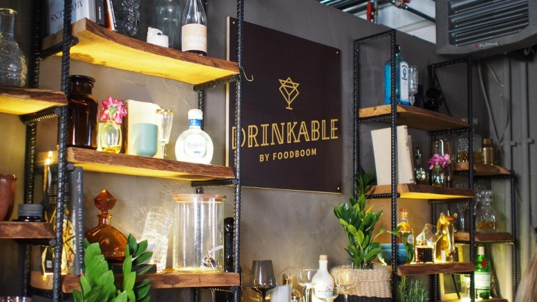 Drinkable Bar