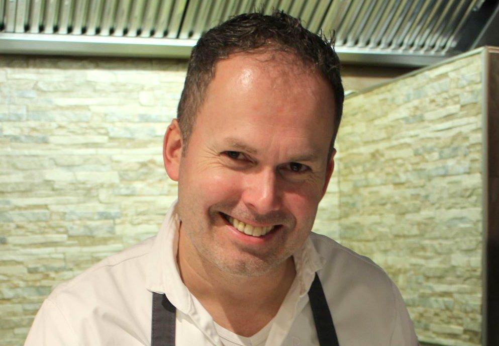 Der Koch Jens Rittmeyer