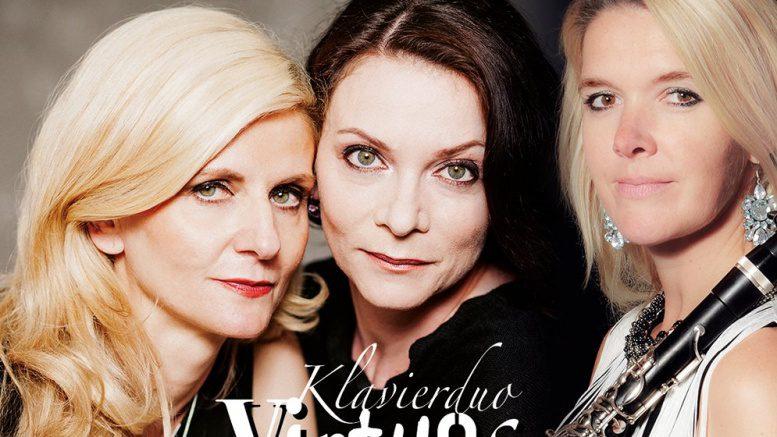 Drei klassische Musikerinnen