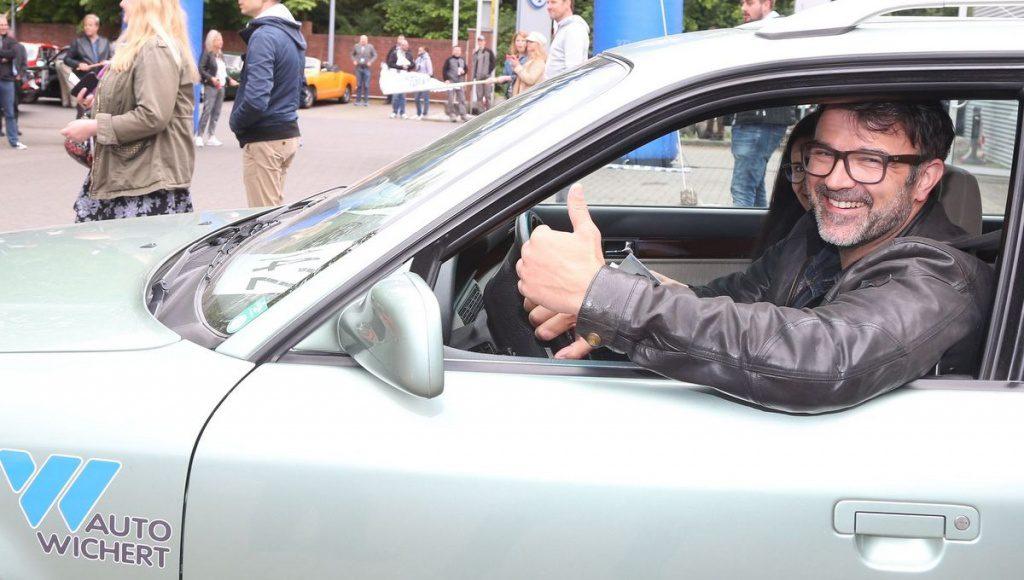 Tarek Rose im Audi