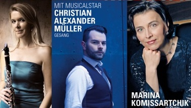 Plakat Hamburger Serenadenkonzert