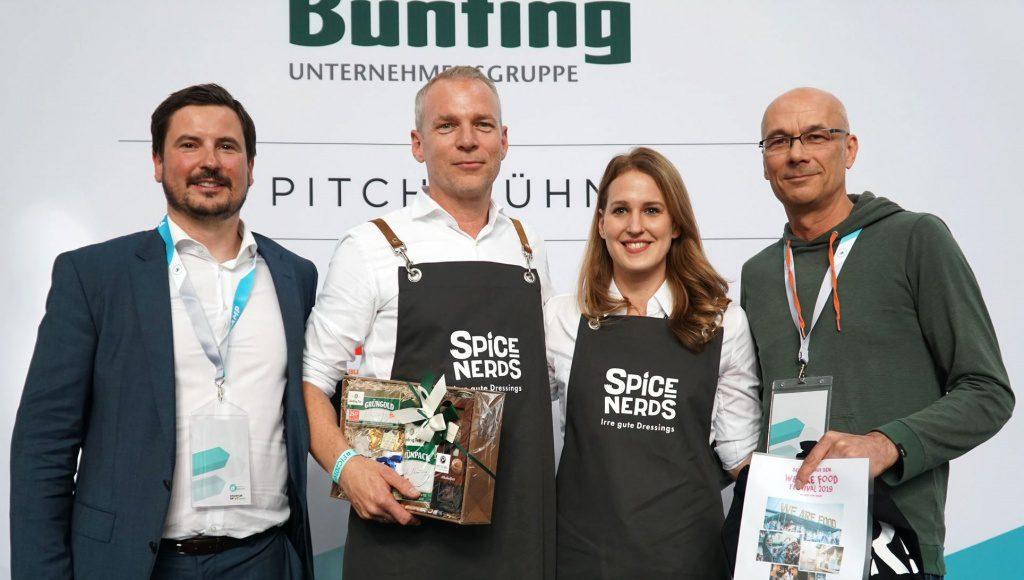Die Gewinner von Spice Nerds