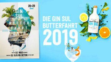 Butterfahrt Plakat