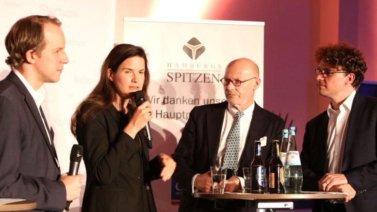 Die Talkgäste bei Hamburgs Spitzen