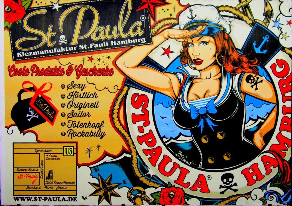 St. Paula Plakatq