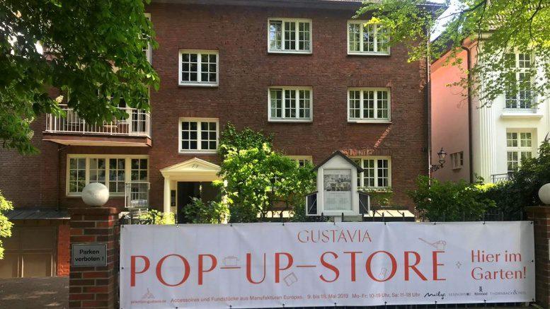 Pop up Store in Eppendorf