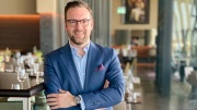 Neuen F&B Manager im Le Méridien David Spingler