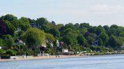Elbe mit Strankperle