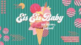 Ankündigung Eis Cream Festival