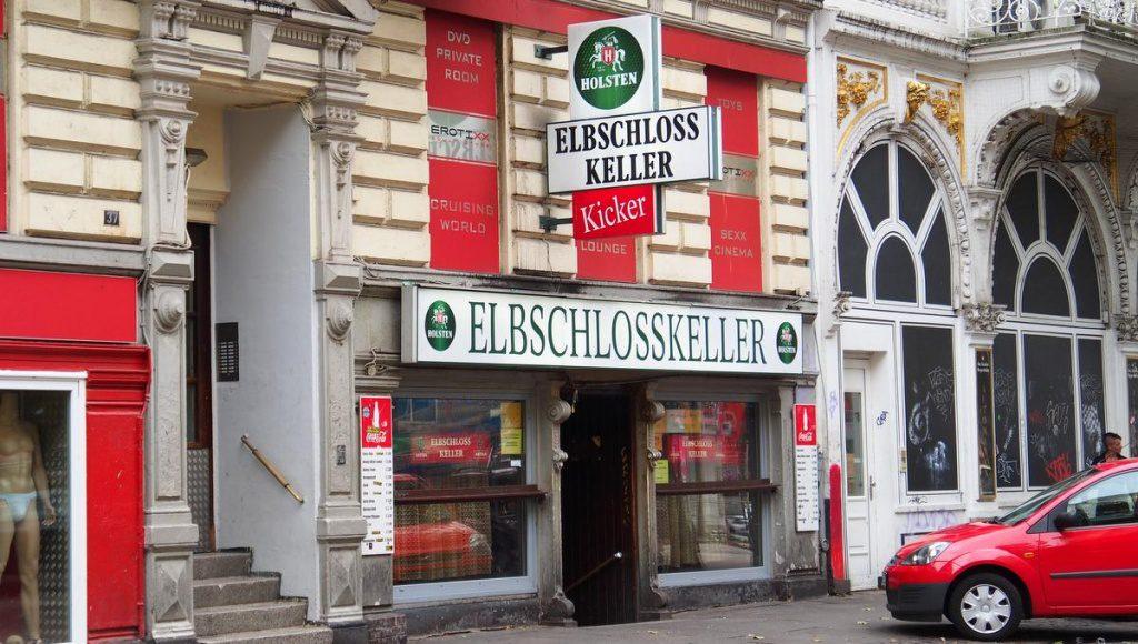 Kultkneipe in Hamburg