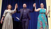 Musiker beim 20. Hamburger Serenadenkonzert