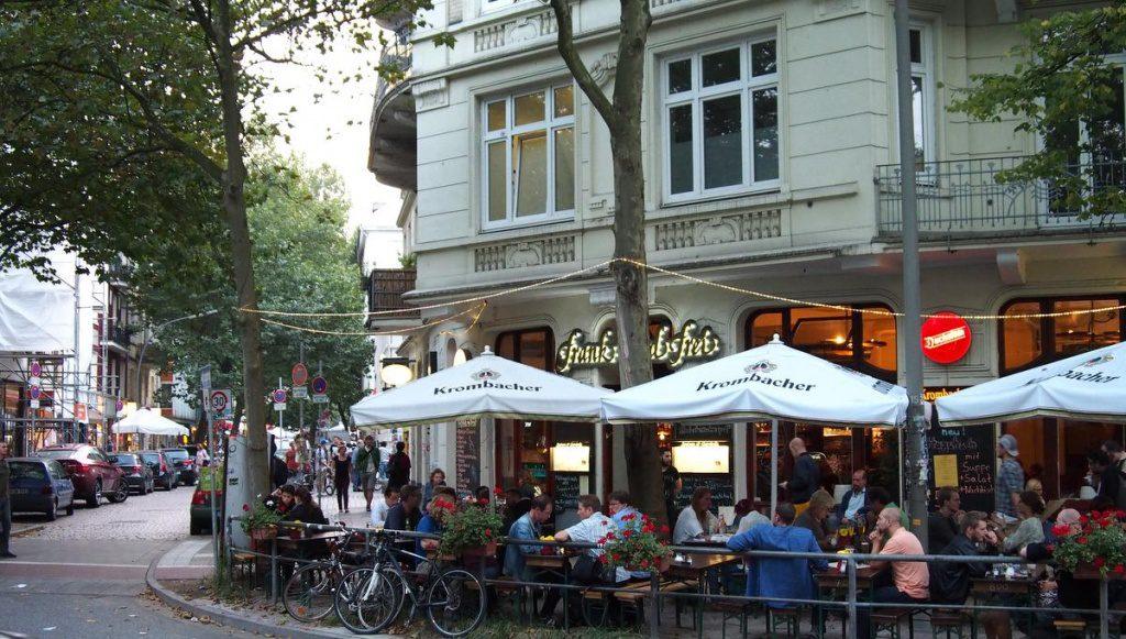Kneipe im Hamburger Schanzenviertel