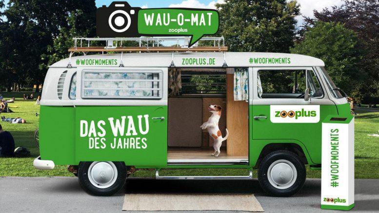 VW Bulli mit Fotobox