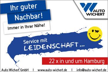 Wichert Service Banner