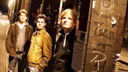 Die Musikgruppe Trio Ardono