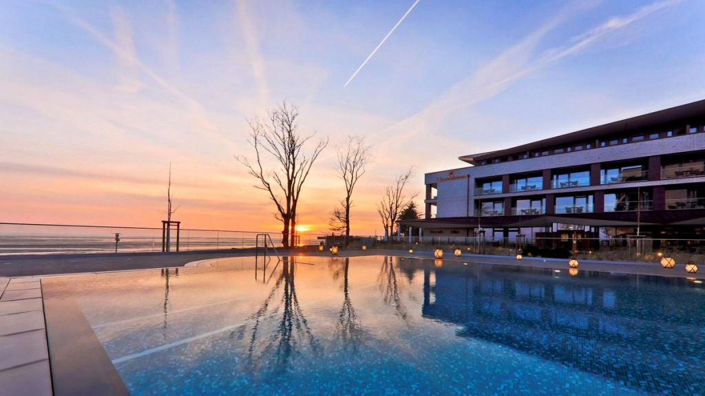 Föhr: Das Upstalsboom Hotel