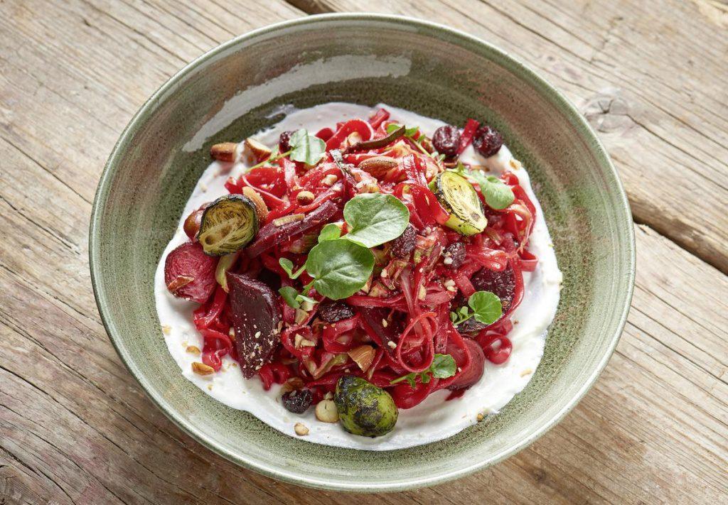 Signature Dish im neuen Restaurant Kinneloa von Steffen Henssler