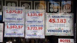 Lotterie in Spanien