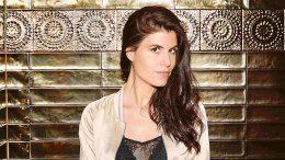 Die Sängerin Kate Louisa