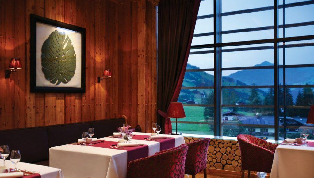 Das Sra Bua Restaurant in Jochberg