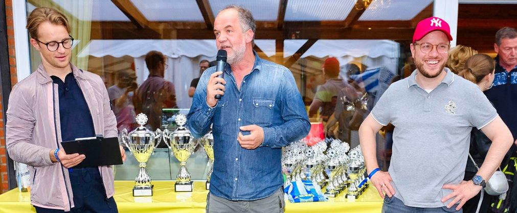 Marek Erhard moderiert
