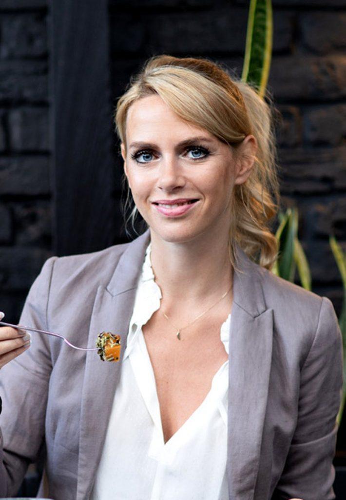 Die Journalistin Alexandra Kilian