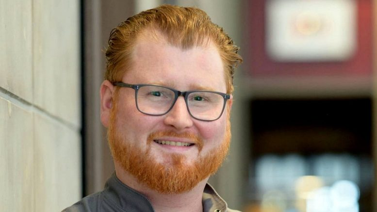 Christopher Gieritz ist Chefkoch